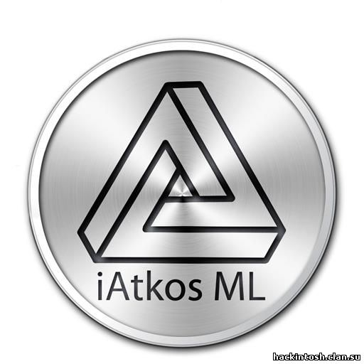 IATKOS ML2 - Software - Download - RoHackintosh OS86